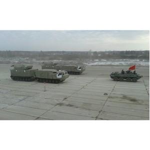 Арктический «Тор» принял участие на Параде Победы