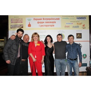 Всеукраинский форум пивоваров и рестораторов: производители пенного объединяют усилия