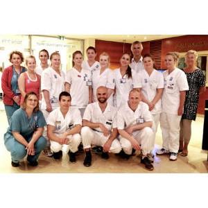 Рамбам на международной арене: врачи из Таиланда, медсестры из Норвегии