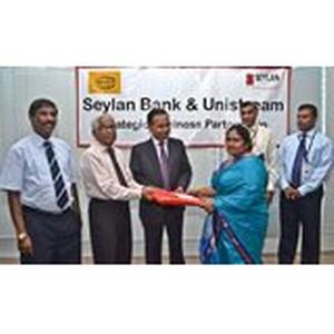Денежные переводы UNISTREAM стартовали в отделениях банка SeylanBank в Шри-Ланке