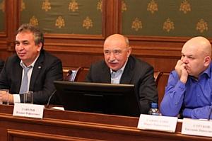 Ректор КФУ Ильшат Гафуров рассмотрел возможности создаваемого в университете ситуационного центра