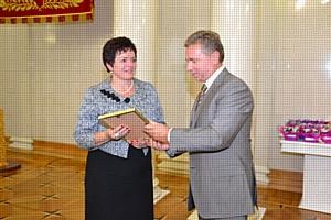 Лауреатов XIII Пушкинского конкурса чествовали в мэрии Москвы