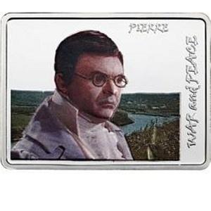 В Северный банк поступили монеты с изображением героев фильма «Война и мир»