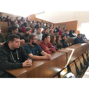 Специалисты Тамбовэнерго приняли участие в открытом лектории, посвященном умным сетям