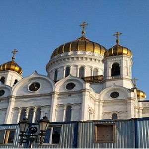 Яркий пример применения мастики для пеностекла Ecomast при реконструкции храма Христа Спасителя