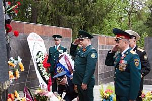 В Брянской таможне отметили 72-ю годовщину Великой Победы