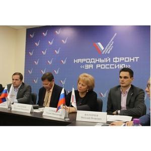 Петербургский штаб ОНФ подвел итоги работы за десять месяцев 2017 года