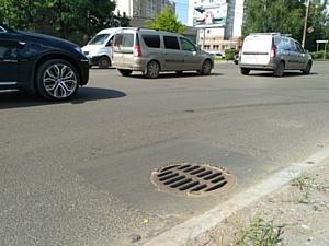 В Кирове начали устранять дефекты, выявленные в ходе дорожной инспекции ОНФ