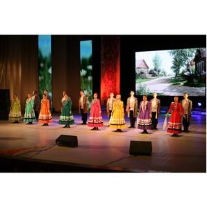 В Екатеринбурге прошел VIII Всероссийский фестиваль-конкурс народного танца на приз Ольги Князевой