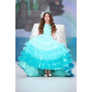Показ Alta Costura на Mercedes benz Fashion week