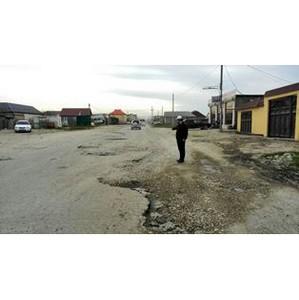 Жители сел хасавюртовского региона Дагестана обратились в ОНФ с жалобой на плохое качество дорог