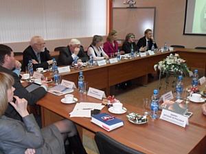 Череповец с официальным визитом посетила немецкая экономическая делегация