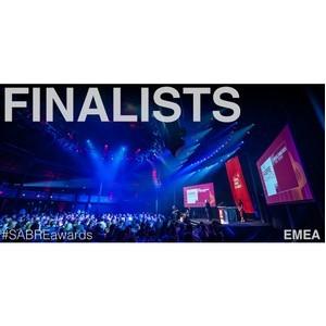 Проекты агентств КГ «Орта» 4 раза номинированы на международную премию Sabre Awards EMEA 2018
