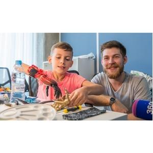 Детская школа программирования CODDY будет сотрудничать с «Моторикой»