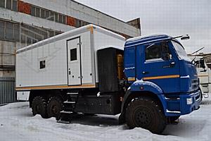 Передвижной узел связи производства «МПЗ» для «Газпром трансгаз Ухта» — с заботой об экологии