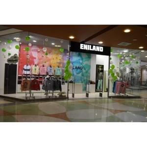 В ТРЦ «Аура» открылся магазин молодежной одежды Eniland