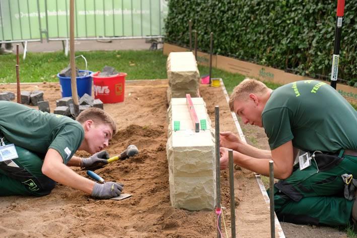 Европейским озеленителям не нужны милости от природы. Только правильные материалы и технологии