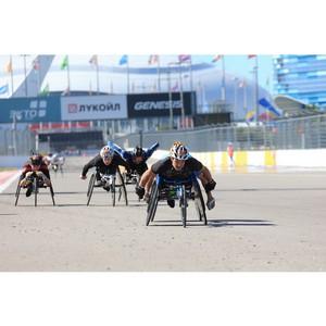 9 октября на сочинской трассе пройдет IV международный полумарафон на спортивных колясках