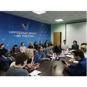 ОНФ в Волгоградской области добился увеличения финансирования коррекционных школ для детей-инвалидов