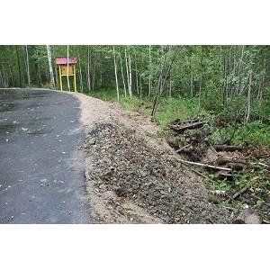 Активисты ОНФ выявили значительные нарушения при благоустройстве парка «Сказка» в Пыть-Яхе