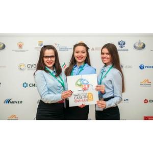 Студентки университета завоевали серебро на чемпионате Case-in