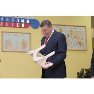Губернатор Вологодской области Олег Кувшинников предложил вернуть в школы урок трудового воспитания