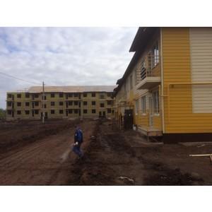 Активисты ОНФ заявили о срыве сроков передачи квартир для переселенцев  в Оренбурге