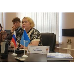 Алёна Георгобиани из «Михайлов и Партнёры» выступила на конференции