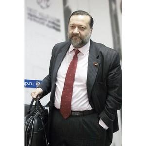П.С. Дорохин: «С таким федеральным бюджетом регионы обречены»