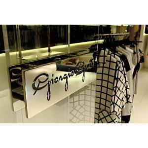Модный дом Giorgio Grati открыл свой первый бутик в Москве