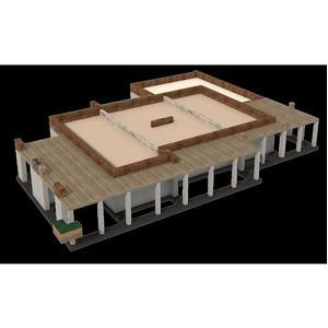 Компания СТМК завершила самый сложный этап строительства дома блогера Портнягина