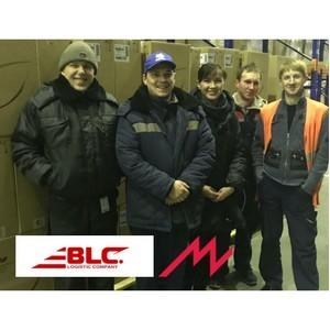 Старт сотрудничества «БиЭлСи» и Magnat Logistics в Перми