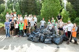 Ежегодная социальная программа «Нам здесь жить!» в Перми