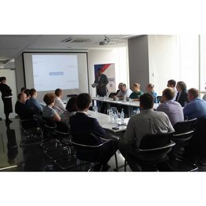 В МРО «Деловой России» состоялось установочное заседание Комитета по информационным технологиям.