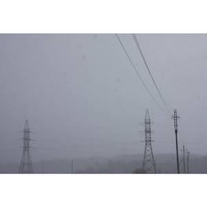 Ивэнерго восстанавливает электроснабжение потребителей Ивановской области, нарушенное из-за циклона