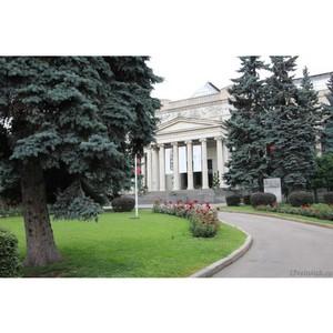 «Сокровища Нукуса» на Выставочном таможенном посту