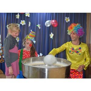 Банк Уралсиб в Кемеровской области поздравил воспитанников подшефных учреждений с Днем защиты детей