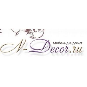 Обновленный дизайн сайта «N-Decor»