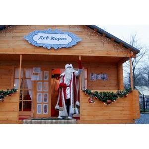 «ГрузовичкоФ» привезет в город Рождественскую Ярмарку