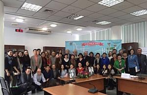 В Национальной библиотеке Казахстана прозвучала «Звездная песнь…»