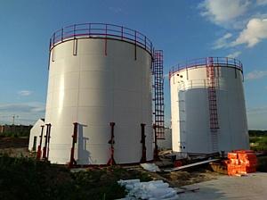 Окончание проекта или почему нужны резервуары Абсолют