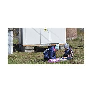 Ёксперимент Ђпод напр¤жениемї: энергетики проверили бдительность кузбассовцев