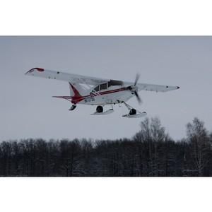 Амфибийные лыжи для самолета Л42М