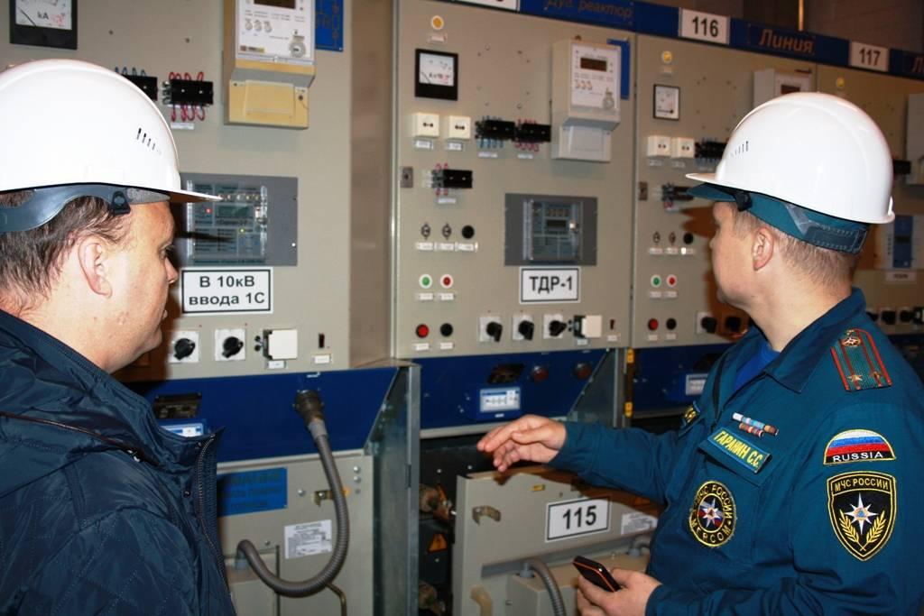 Энергообъекты филиала «Удмуртэнерго» готовы к зиме