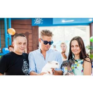 """В Москве состоялось открытие нового филиала контактного зоопарка """"Зверюшки как игрушки"""""""