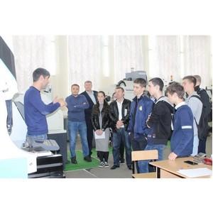 Активисты ОНФ в Кабардино-Балкарии провели серию профориентационных экскурсий для школьников