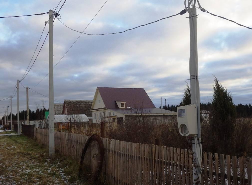 Удмуртэнерго повысило надежность электроснабжения потребителей в Ярском районе