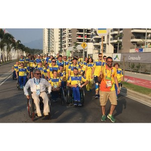 Киевстар поддержал украинских паралимпийцев