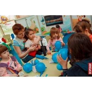 Клуб детских увлечений «Ура»: развиваем эрудицию и учимся творить в ТРЦ «Аура»