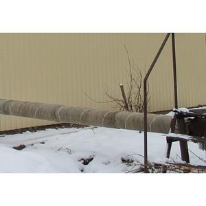 Активисты ОНФ добились ремонта труб отопления и водоснабжения в Сыктывкаре